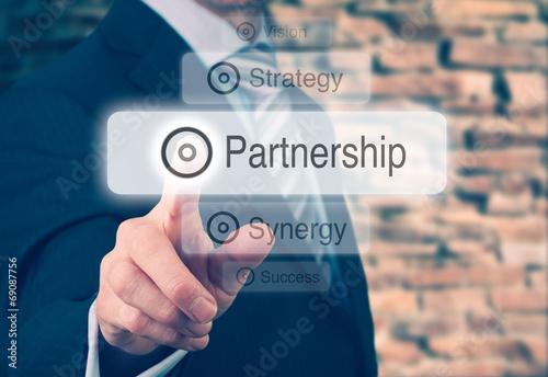 Fotografia  Partnership Concept
