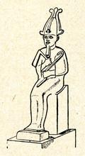 Osiris, Egyptian God Of Afterl...