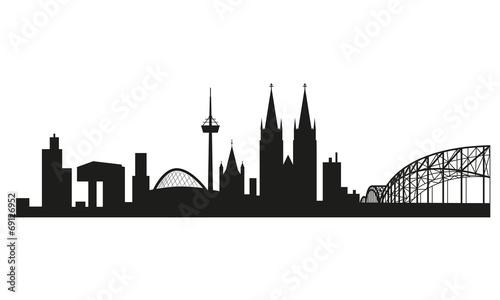 Fotografía  Skyline Köln