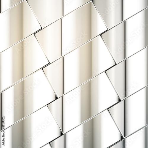fototapeta na ścianę Płyty metalowe abstrakcyjne tło wektor