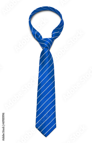 Fotografia  Blue Tie
