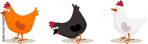 poules #69207987