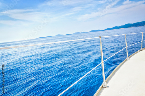 Poster Zeilen Sailing