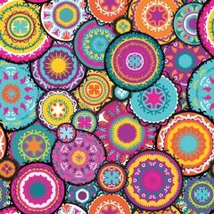 Tapeta Moroccan vector pattern