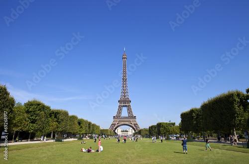 La Tour Eiffel à Paris Poster