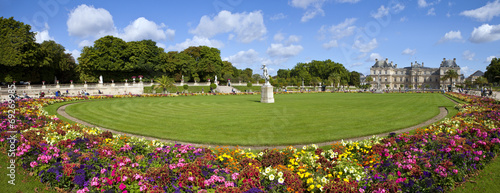 Jardin du Luxembourg in Paris #69269985