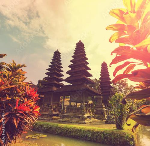 Aluminium Prints Indonesia Temple on Bali