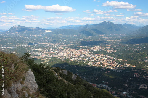 Photo Avellino, panorama da Montevergine
