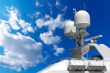 Radar And Communication Tower ...