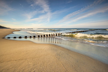 FototapetaKrajobraz Morski, morze, plaża