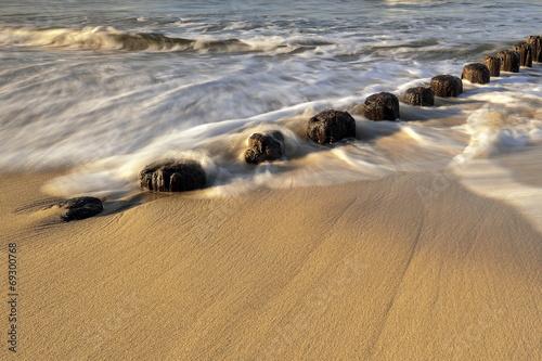 Fototapeta Krajobraz Morski, morze, plaża obraz