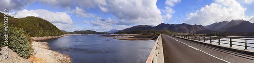 Tasmania Burbery hor panorama