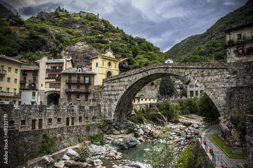 Photo Pont Sant Martin