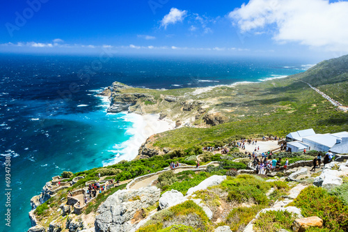 Valokuva  Cape Point, Kap der Guten Hoffnung