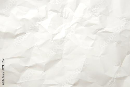 しわになった紙のテクスチャ Slika na platnu