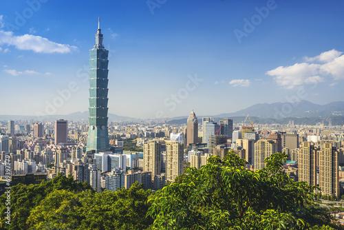 Photo Taipei, Taiwan Skyline