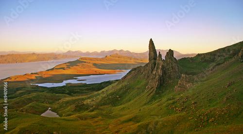 Fototapeta Scotland highland obraz