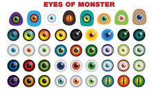Eyes Of Monster