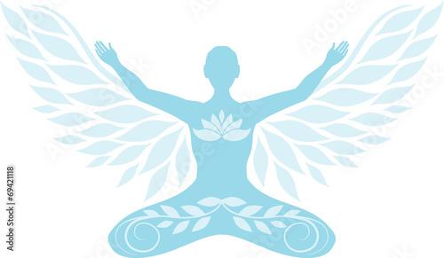 Foto  Angel yoga