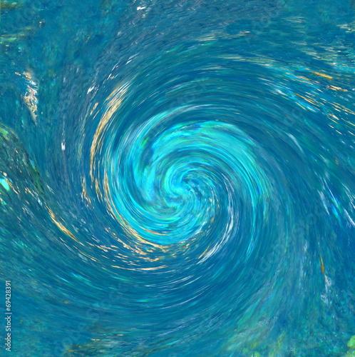 Papiers peints Recifs coralliens Hurricane or Tornado Background