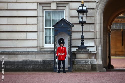 Fototapeta Garde de la reine obraz