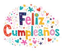 Feliz Cumpleanos - Happy Birth...
