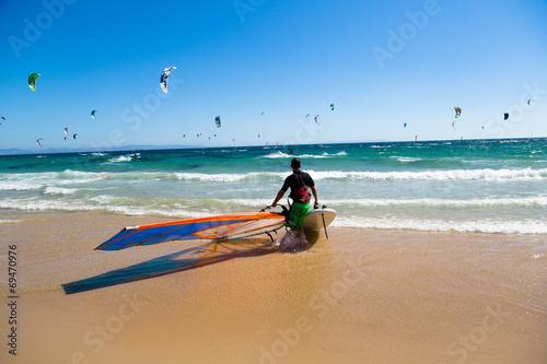 Fotografía  Windsurfen Tarifa