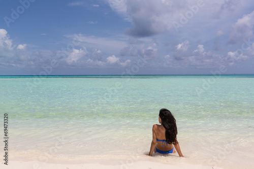 Descanso en la playa