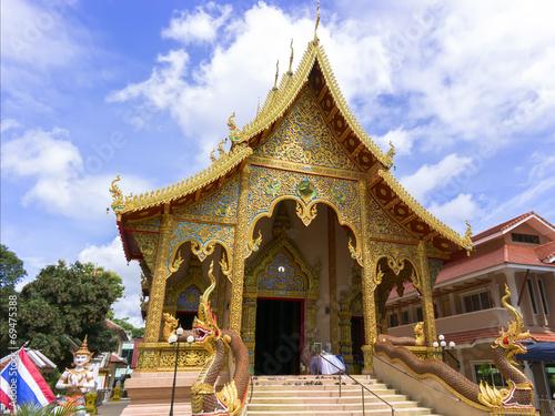 Wat Sriboonruang.
