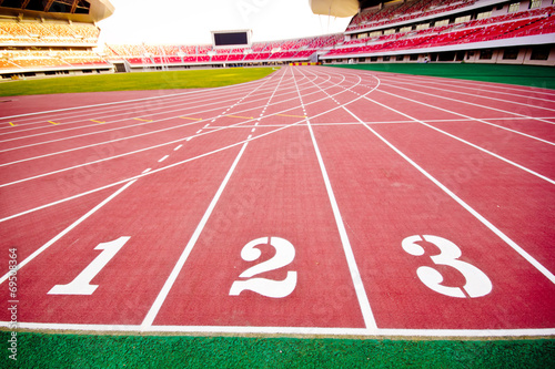 Photo Stands Stadion stadium