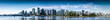 canvas print picture - Vancouver BC Panorama