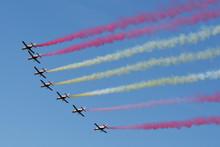Patrulla Aguila / CASA C-101 Aviojets