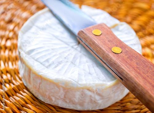 Fototapety, obrazy: camembert