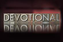 Devotional Letterpress