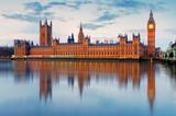 Big Ben i siedziba parlamentu