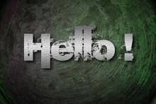 Hello Concept
