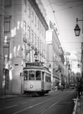 Tramwaj w Lizbonie, retro - 69574107