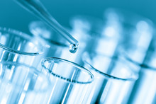 Microbiological Test Tubes And...