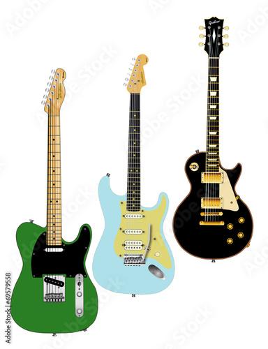 Платно Guitar Collection
