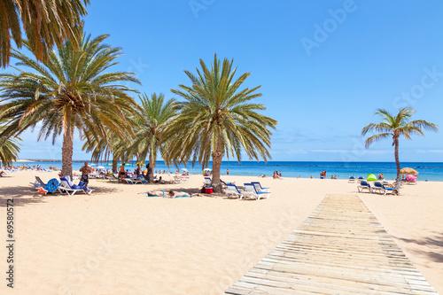 Fotografia  Las Teresitas Beach on Tenerife
