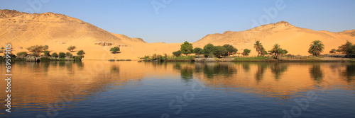 Tuinposter Egypte le nil
