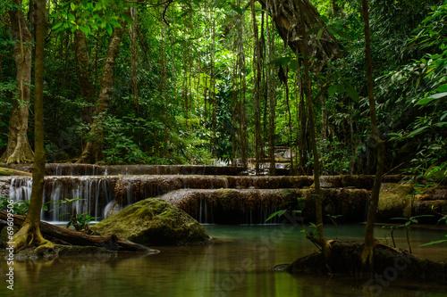 Fototapety, obrazy: Beautiful waterfal