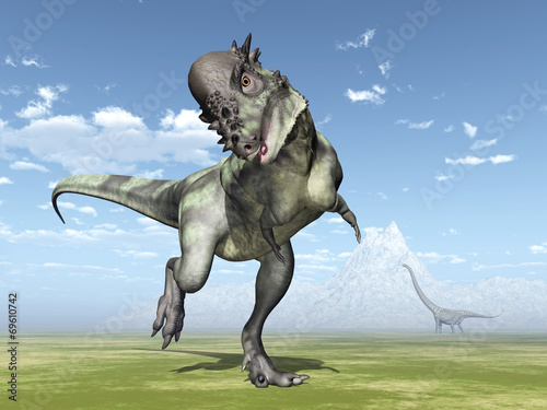 dinozaur-pachycephalosaurus