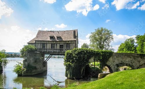 Valokuvatapetti Vernon, France