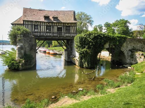 Vernon, France Fototapet