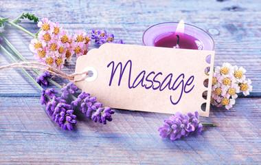 Fototapeta Do Spa Spa massage background
