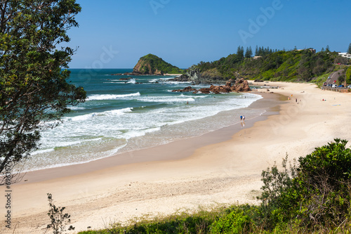 Foto op Canvas Australië Flynns Beach Port Macquarie