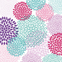 Naklejkaflowers desing