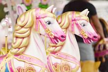 Carrousel Chevaux