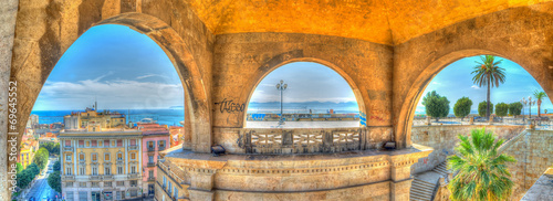 Fotografie, Obraz three arches